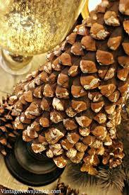 handmade pinecone christmas tree 12 days of diy trees diy