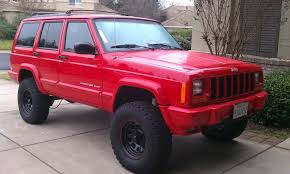 red jeep cherokee operation jeep cherokee resurrection 2000 cherokee xj silver