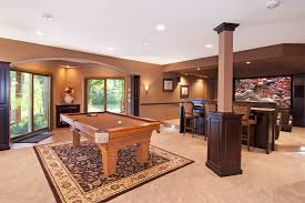 walkout basement designs furnished walkout basement design gallery interiors exteriors