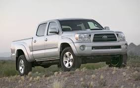 2003 Toyota Tacoma Interior Used 2006 Toyota Tacoma Double Cab Pricing For Sale Edmunds