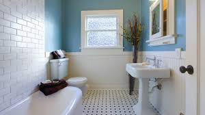 bathroom awesome wainscoting bathroom in decorative design for