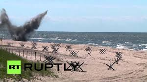 Russia Equipped Six Military Bases by Russia Russia Responds To Nato With Kaliningrad Military Drills