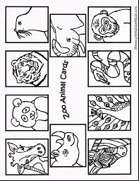 beautiful zoo animals coloring pages printable with zoo animal