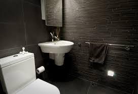 amazing black bathroom tile endearing interior decor bathroom with
