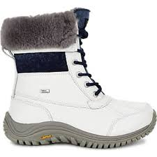 ugg s adirondack ii boots white ugg boots sale up to 60 stylight