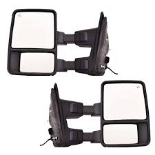 amazon com dedc ford f250 tow mirrors fit for 99 15 ford f250
