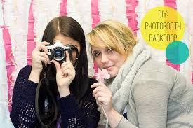 Photo Booth Backdrop Wedding Diy Tissue Paper Photo Booth Backdrop Bespoke Bride