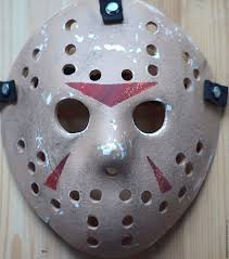 Jason Mask Buy Jason Voorhees Friday The 13th Jason Mask Brown Aged On