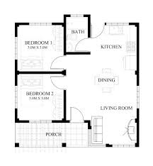 bungalow floor plans sle of small house design glamorous bungalow house designs