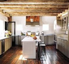 barn kitchen 37 stylish kitchen designs for your barn home metal building homes