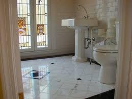 Ideas For Bathroom Flooring Bathroom Floor Ideas For Small Bathrooms Awesome House