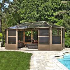 gazebos for patios gazebos hard top sun shelter soft top more in lowes patio gazebo