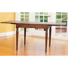 dining table with fold out leaves collections farmhouse