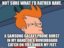 Galaxy Phone Meme - vff fvfvf