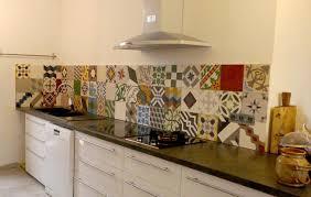 cr馘ence cuisine carreaux de ciment carreau ciment credence cuisine 1 cr233dence en carreaux de