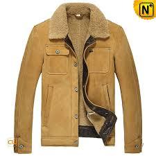 shearling aviator jacket mens cw860183 cwmalls com