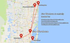 Ft Lauderdale Airport Map Location U2013 Star Warehouse