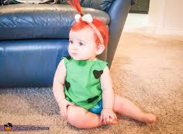 Elephant Baby Costume Halloween Flintstones Family Costume Pebbles Flintstone Baby Costumes