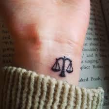 Libra Tattoos Ideas Best 25 Balance Tattoo Ideas On Pinterest Fire Triangle