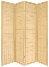 Room Divider Panel by 4 Panel White Wood Shoji Screen Room Divider Legacy Decor Http