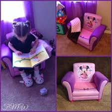 Minnie Mouse Armchair Frugal Mom And Wife Minnie Mouse Upholstered Chair By Delta