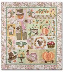 abundance quilt pattern by vintage spool verna mosquera