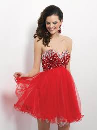 red short prom dresses holiday dresses