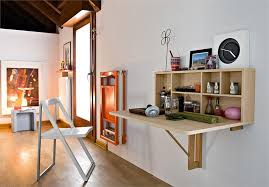 space saving kitchen furniture la table de cuisine pliante 50 idées pour sauver d espace