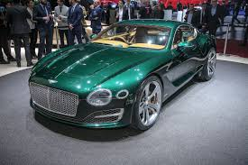 baby blue bentley new bentley exp 10 speed 6 concept previews two seat sports car