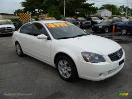 nissan altima 2005 colors 2005 nissan altima 2 5 s in satin white pearl photo 4 244651