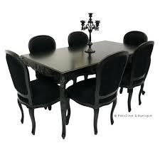 black friday dining table black dining room sets glam dining table set black dining room