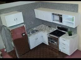 kitchen dollhouse furniture best 25 kitchen ideas on diy dollhouse