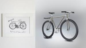 you u0027d be surprised how hard it is to draw a bike from memory