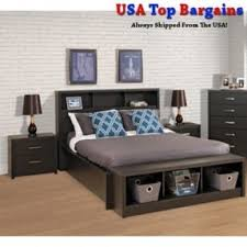 Bookcase Bed Full Full Size Bed With Bookcase Headboard Open Travel