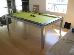 Dining Table  Clean Pool Table Disguised Dining Room Table  Pool - Pool table disguised dining room table