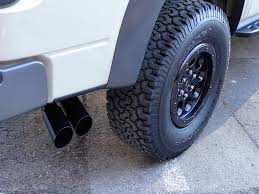 Ford Raptor Exhaust - ford raptor powder coating