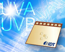 uva and uvb light idt introduces high sensitivity 2 channel uva and uvb light sensor