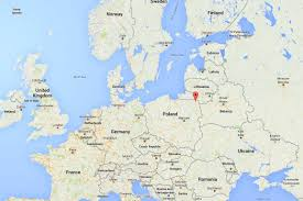 Map Snap Europe by Why The Suwalki Gap Keeps Top U S General In Europe Up At Night