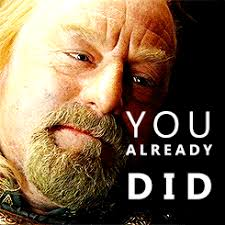 Lord Of The Memes - lord of the rings vieverdeen lotr meme two deaths 2 2 theoden