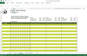 Free Excell Templates Soccer Roster Free Excel Template Excel Templates For Every Purpose