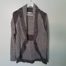 cable knit sweater womens cabi cabi cable knit sweater womens size l from s closet