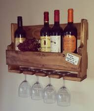 handmade wooden wine racks ebay