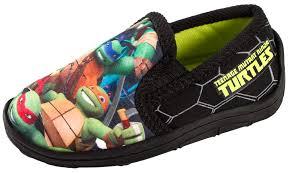 teenage mutant ninja turtles kids boys teenage mutant ninja turtles slippers mules tmnt shoes