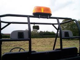 mirror mount beacon lights polaris ranger flashing beacon kits farmeasy