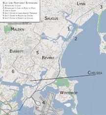 Mbta Maps by Theblueline U2013 Vanshnookenraggen