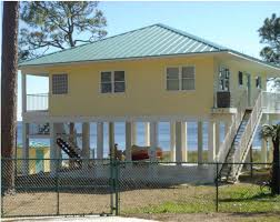 small beach house on stilts inspiring beach house plans on piers photos best inspiration