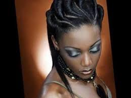 coiffure mariage africaine quelques idees coiffures pour vous