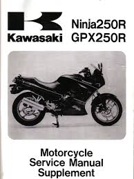 gpx250 88 05 supplement vehicle technology engines