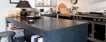 cuisine béton ciré béton ciré enduit déco et peinture pour la cuisine mercadier