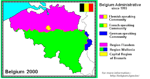 belgium language map belgium official languages what s to try